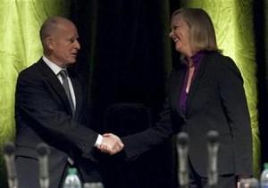 Debate beetween Jerry Brown and Meg Whitman