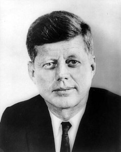 47th anniversary of Kennedy assassination