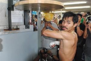 WBC Manny Pacquiao vs Antonio Margarito results