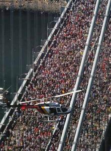 New York Marathon 2010 year