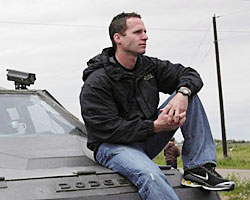 Death of Matt Hughes (Storm Chaser)
