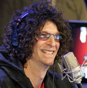 New contract of Howard Stern