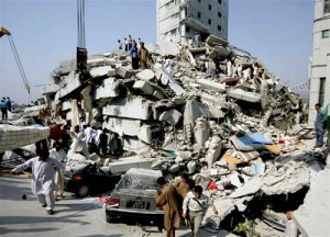 Pakistan earthquake 2011 and tremors