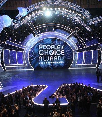 Winners of 'People's Choice Awards'