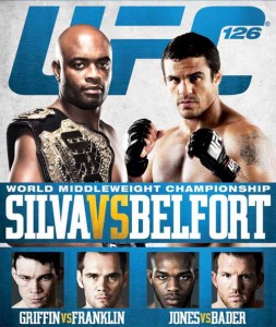 UFC 126 and results