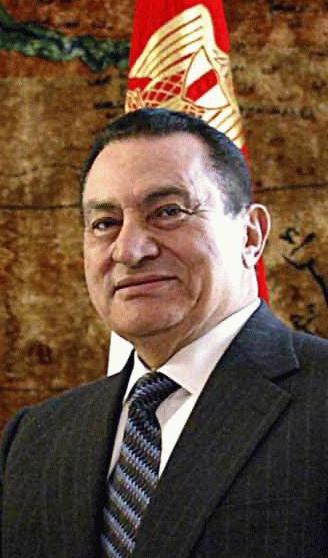 Mubarak arrives in Sharm El-Sheikh