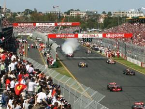 Formula 1 - Australia GP 2011