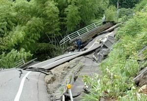 Japan quake and tsunami