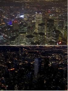 Earth Hour 2011