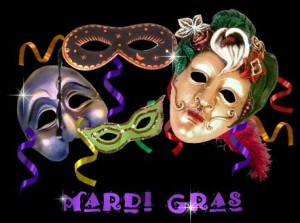 Things about Mardi Gras 2011