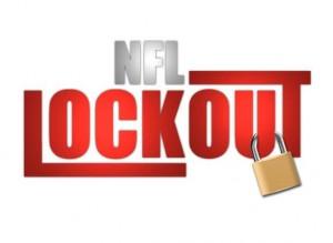 NFL lockout begins