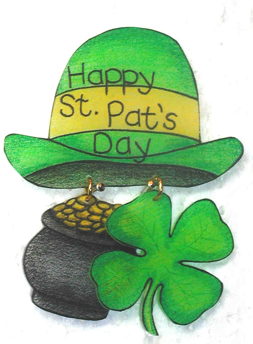 saint patrick s day Saint patrick's day crafts and children's activities you know, i have to mention  that until i started this website, i had no idea how popular st patrick's day was.