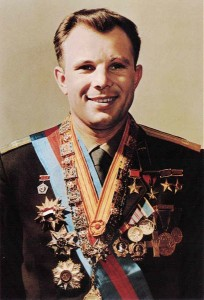 Yuri Gagarin (First human in space)