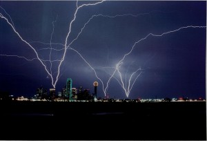Bad weather in Dallas