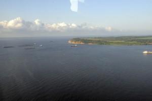 Volga river tragedy
