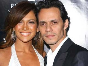 Split of Jennifer Lopez and Marc Anthony