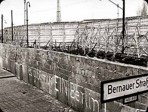 50th anniversary of Berlin Wall