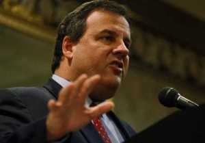 Chris Christie is for president