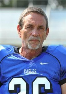 Man, 61, is college football player