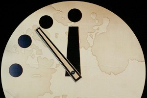 Doomsday Clock's one minute closer to midnight