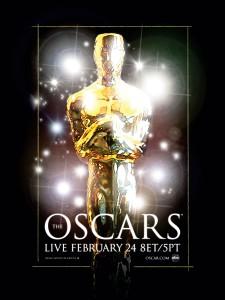 """2012 Oscar winners - Meryl Streep and """"The Artist"""""""