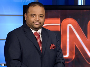 Roland Martin from CNN suspended for homophobic words