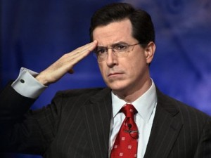 Stephen Colbert's show suspended