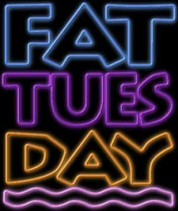 Fat Tuesday 2012