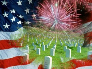 Memorial Day 2012 events