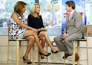 Martin Short and Kathie Lee Gifford‎'s incident