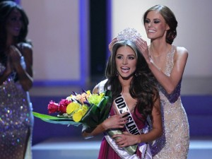 Olivia Culpo is Miss USA‎ 2012