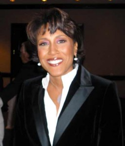 Robin Roberts diagnosed with myelodysplastic syndrome