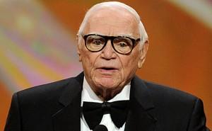 Actor Ernest Borgnine dies at 95