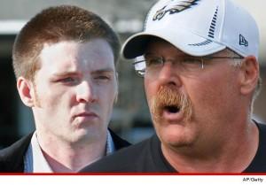 Coach Andy Reid's son found dead