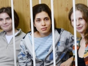 Pussy Riot sentenced in prison to two years