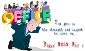 Bosses Day 2012