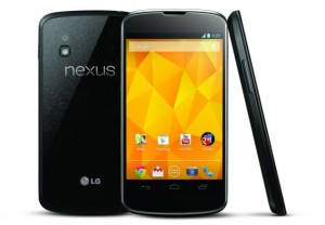Google's Nexus 4 phone