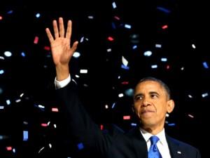 Barack Obama's acceptance speech 2012