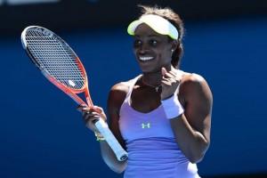 Sloane Stephens wins at Australian Open