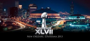Super Bowl 2013 - Ravens and 49ers