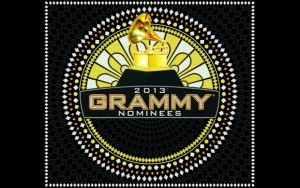 Grammy Awards 2013 - winners