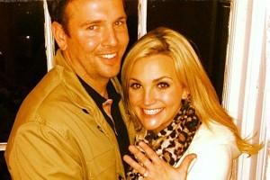 Jamie Lynn Spears (Britney Spears' sister) is engaged