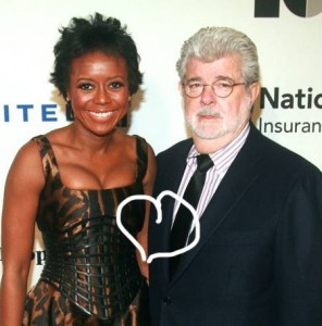 Filmmaker George Lucas marries Mellody Hobson