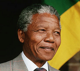 Nelson Mandela's still in critical condition in hospital