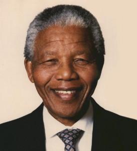 Nelson Mandela in hospital