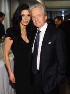 Catherine Zeta Jones and Michael Douglas split