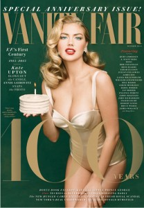 Kate Upton is the Model of the Year
