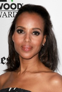 Kerry Washington pregnant from Nnamdi Asomugha