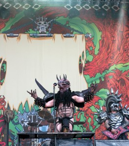 Gwar founder and singer Dave Brockie dies at 50