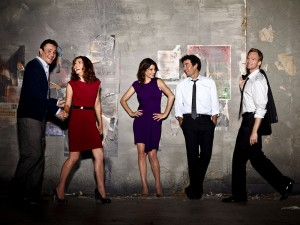 """How I Met Your Mother"" ratings up ahead of finale"